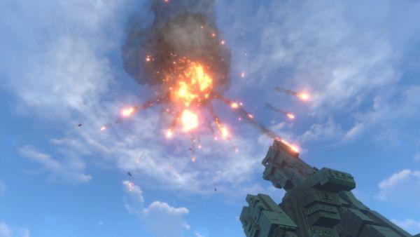 Subnautica - Explosion der Sunbeam