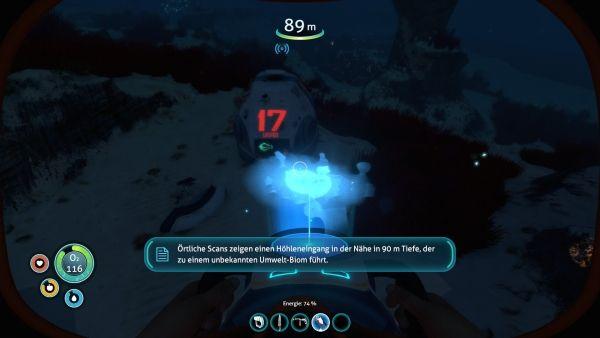 Subnautica - Rettungskapsel 17