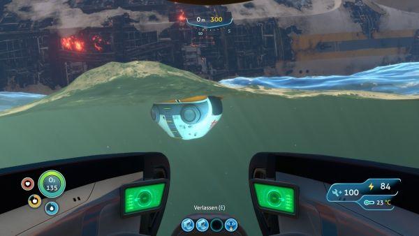Subnautica - Rettungskapsel 4