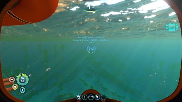 Subnautica - Rettungskapsel 3