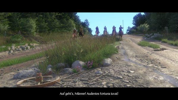 Kingdom Come: Deliverance - Ende