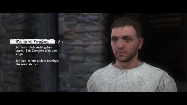 Kingdom Come: Deliverance - Pius Entscheidung