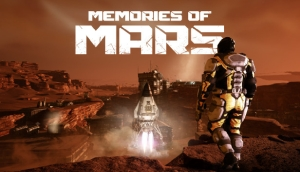 Memories of Mars - Logo