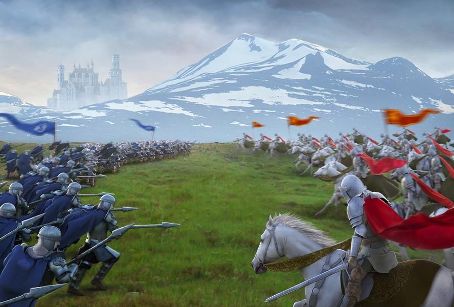 Krieg im Spiel – Wenn aus Ernst Spaß wird