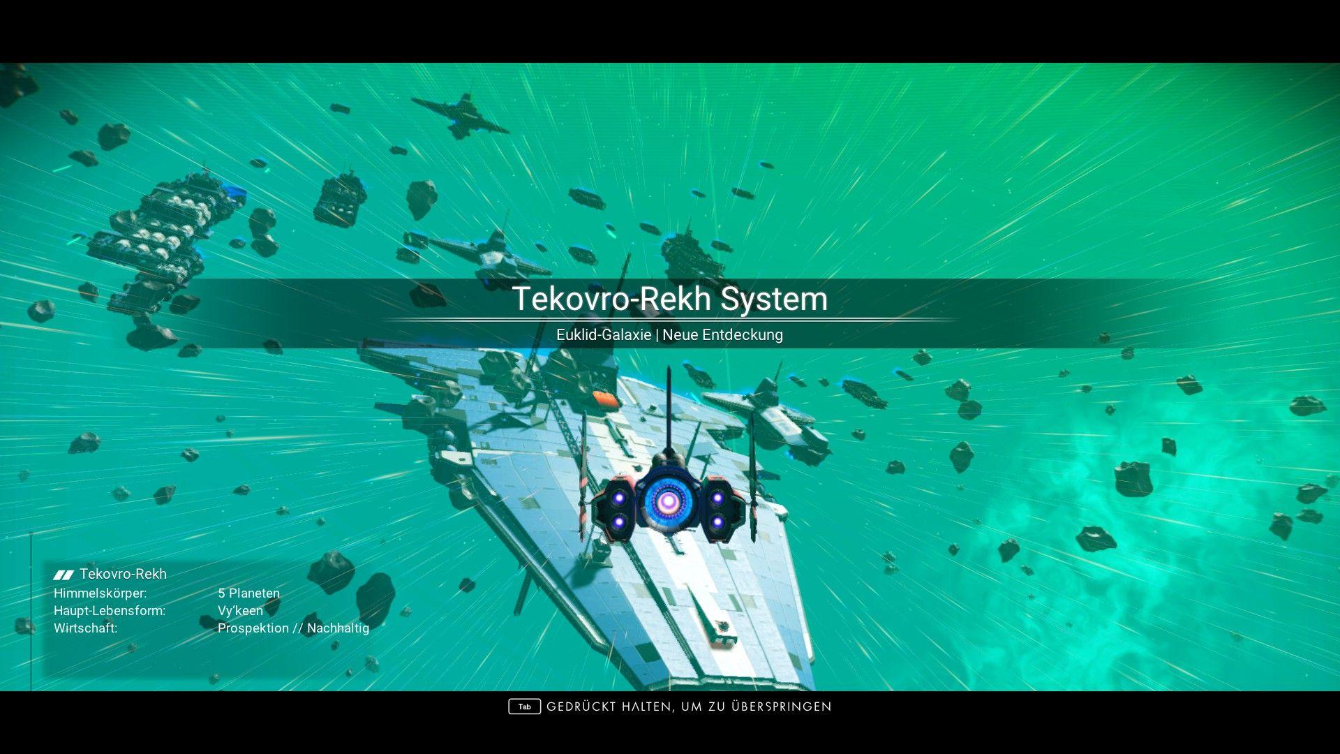 No Mans Sky Alles über Flotten Fregatten Und Expeditionen