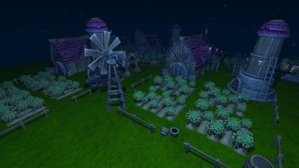 The Universim - Mittelalterliche Farm