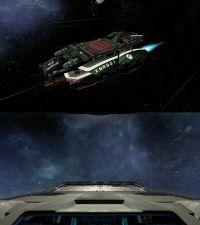 X4: Foundations - Schiffe - Cerberus Angreifer