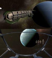 X4: Foundations - Schiffe - Demeter Angreifer