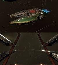 X4: Foundations - Schiffe - Gorgo Angreifer