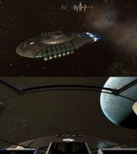 X4: Foundations - Schiffe - Helios Angreifer