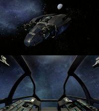 X4: Foundations - Schiffe - Kallisto Angreifer