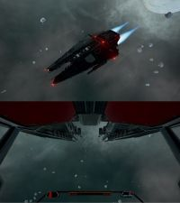 X4: Foundations - Schiffe - Mamba