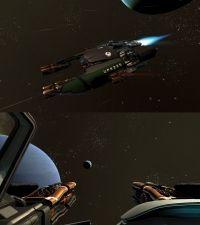 X4: Foundations - Schiffe - Nemesis Angreifer