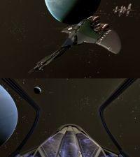 X4: Foundations - Schiffe - Pegasus Angreifer