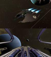 X4: Foundations - Schiffe - Perseus Angreifer