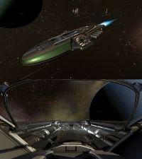 X4: Foundations - Schiffe - Plutos Gas Angreifer