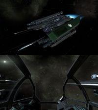 X4: Foundations - Schiffe - Pulsar Angreifer