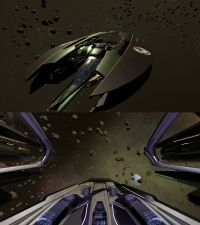 X4: Foundations - Schiffe - Tethys Angreifer