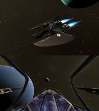 X4: Foundations - Schiffe - Theseus Angreifer