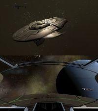 X4: Foundations - Schiffe - Zeus Angreifer