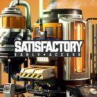 Satisfactory Logo