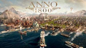 Anno 1800 - Logo