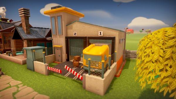 Farm Together - Lagerhaus