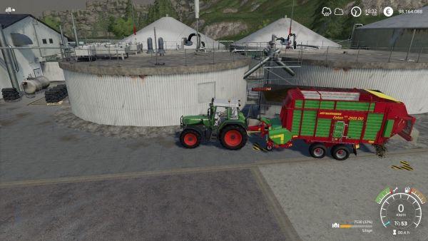 Farming Simulator 19 - BGA abladen