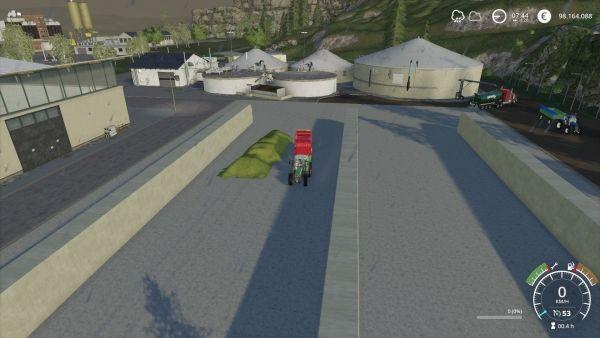 Farming Simulator 19 - BGA Fahrsilo