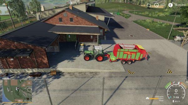 Farming Simulator 19 - Silage verkaufen