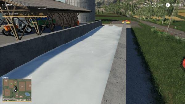Farming Simulator 19 - Gras abdecken