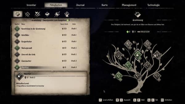 Medieval Dynasty - Skill Maultier