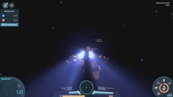 Dyson Sphere Program - zu anderen Planeten fliegen