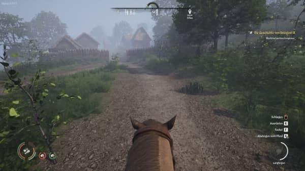 Medieval Dynasty - Pferd reiten