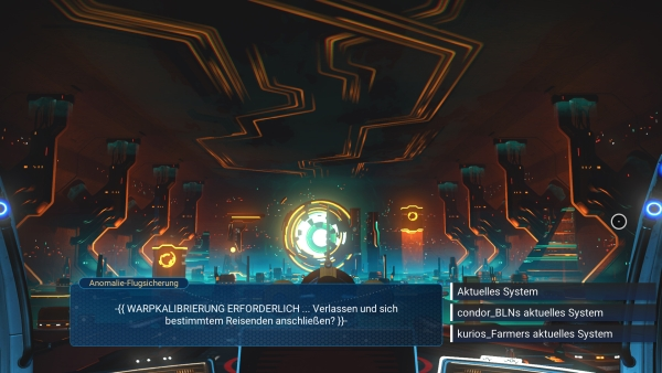 No Man's Sky - Multiplayer Bug