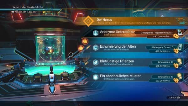 No Man's Sky - Multiplayer Missionen
