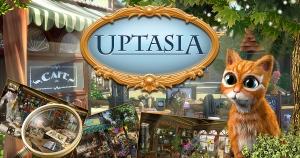 Uptasia - Logo