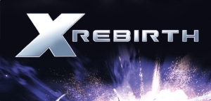 X Rebirth - Logo