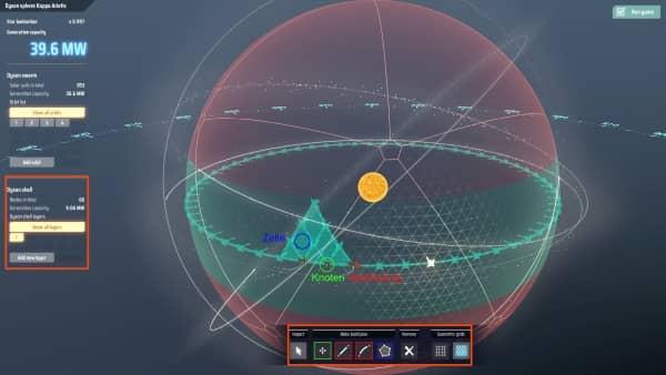Dyson Sphere Program - Dyson Sphäre planen