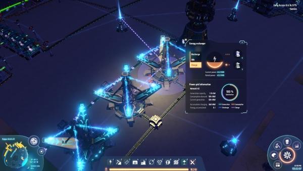 Dyson Sphere Program - Energie Modus