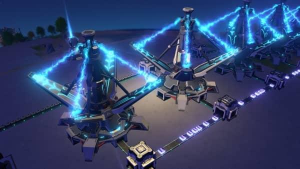 Dyson Sphere Program - Energie Umwandler