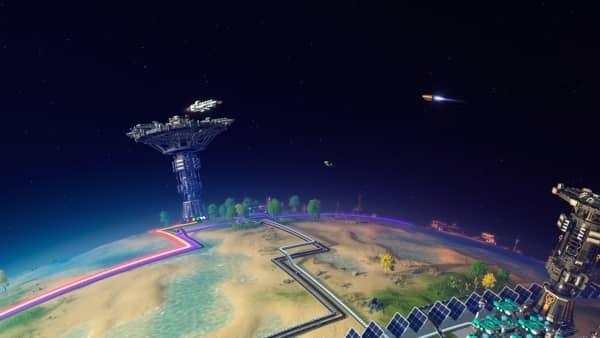 Dyson Sphere Program - Interstellare Logistik-Station