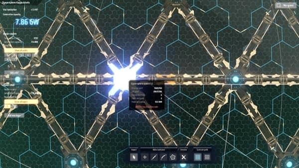 Dyson Sphere Program - Strukturpunkte