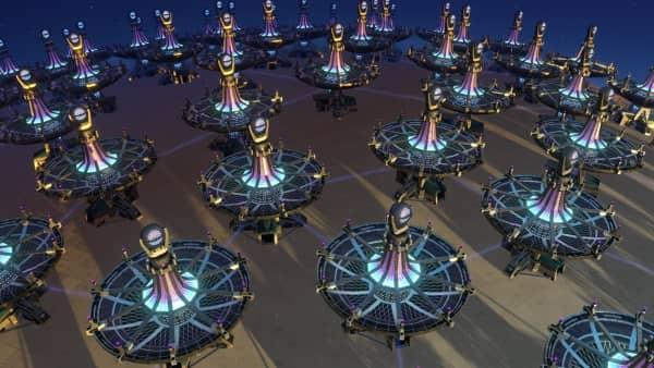 Dyson Sphere Program - Ray Receiver