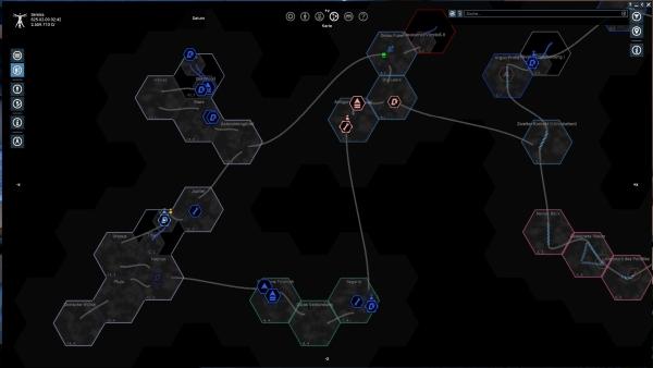 X4: Foundations - Wiege der Menschheit - Terraner Karte