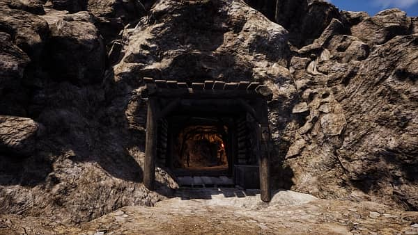 Medieval Dynasty - Höhle
