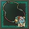 Ungesunkenes Amulett