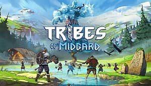 Tribes of Midgard - Logo