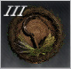 Einfache Ernte-Sammlertrophäe
